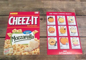 cheez it box trimmed