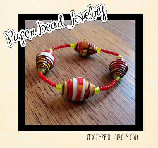 paper beads post header image